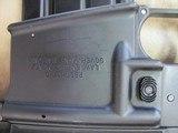 LAW ENFORCEMENT BUSHMASTER AR15 556MM XM15-E2S SEMI AUTO M4 CARBINE - 5 of 17