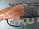 BROWNING CITORI LIGHTNING MIROKU 410 GAUGE OVER UNDER SHOTGUN - 6 of 21