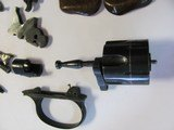 BAG FULL OF ASSORTED PARTS FROM AN RG ROHM 22LR REVOLVER WITH FREE SHIPPING - 3 of 3