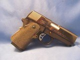 A One-Off Custom Built by Neil Keller American Pistolsmiths Guild1911 COMPACT