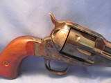 CIMARRON 1875 REMINGTON OUTLAW SINGLE ACTION 357 MAGNUM SIX SHOT REVOLVER 357MAG - 4 of 21