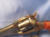 CIMARRON 1875 REMINGTON OUTLAW SINGLE ACTION 357 MAGNUM SIX SHOT REVOLVER 357MAG - 8 of 21