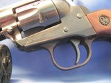 1975 PRE-WARNING RUGER NEW MODEL SINGLE SIX SINGLE ACTION 22LR / 22MAGNUM SIX SHOT CONVERTIBLE REVOLVER - 7 of 19