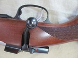 CZ 550 AMERICAN 308 BOLT ACTION RIFLE WITH RINGS UNFIRED? - 5 of 23