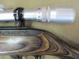 TARGET RUGER 1022 22LR SEMI AUTO CARBINE WITH MIDWAY HEAVY MATCH BULL BARREL - 11 of 21