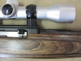 TARGET RUGER 1022 22LR SEMI AUTO CARBINE WITH MIDWAY HEAVY MATCH BULL BARREL - 4 of 21
