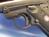 """""""READY TO GO RACE GUN"""" RUGER MARK IV 22LR SEMI AUTO PISTOL WITH INSTALLED VOLQUARTSEN ACCURSING KIT - 4 of 18"""