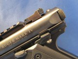 """""""READY TO GO RACE GUN"""" RUGER MARK IV 22LR SEMI AUTO PISTOL WITH INSTALLED VOLQUARTSEN ACCURSING KIT - 3 of 18"""