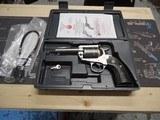 Ruger Blackhawk Stainless 44 magnum (Bisley grip) #0818