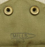Mills Eagle Snap M1911 magazine pouches: 1) Rimless Snap.2) Rimmed Snap - 8 of 11