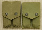 Mills Eagle Snap M1911 magazine pouches: 1) Rimless Snap.2) Rimmed Snap - 1 of 11