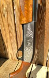 Remington 11/87 CUSTOM ENGRAVED Sporting Clays 12ga - 3 of 9