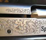 Remington 11/87 CUSTOM ENGRAVED Sporting Clays 12ga - 8 of 9