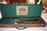 Charles Lancaster Grade B 12 gauge sidelock