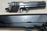 ARGENTINE BALLESTER MOLINA .22 NOT a conversion FABULOUS MATCHING NUMBERS no Import marked - 1 of 15