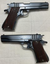 ARGENTINE BALLESTER MOLINA .22 NOT a conversion FABULOUS MATCHING NUMBERS no Import marked - 2 of 15