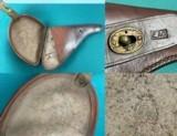 ARGENTINE STEYR MANNLICHER 1905 PISTOL INTACT CREST MATCH No Import HOSTER AMMO & CLIP ALL EXCELLENT - 12 of 15