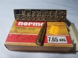 Norma Japanese 7.65, Vintage - 1 of 3