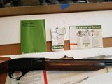 Remington Fieldmaster Model 552 BDL Rimfire .22 cal, Box and paperwork included! shoots short, long & long rifle