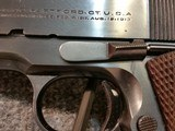 Colt 1911 A1Commercial 1931Near perfect - 4 of 12