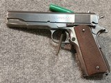 Colt 1911 A1Commercial 1931Near perfect - 2 of 12