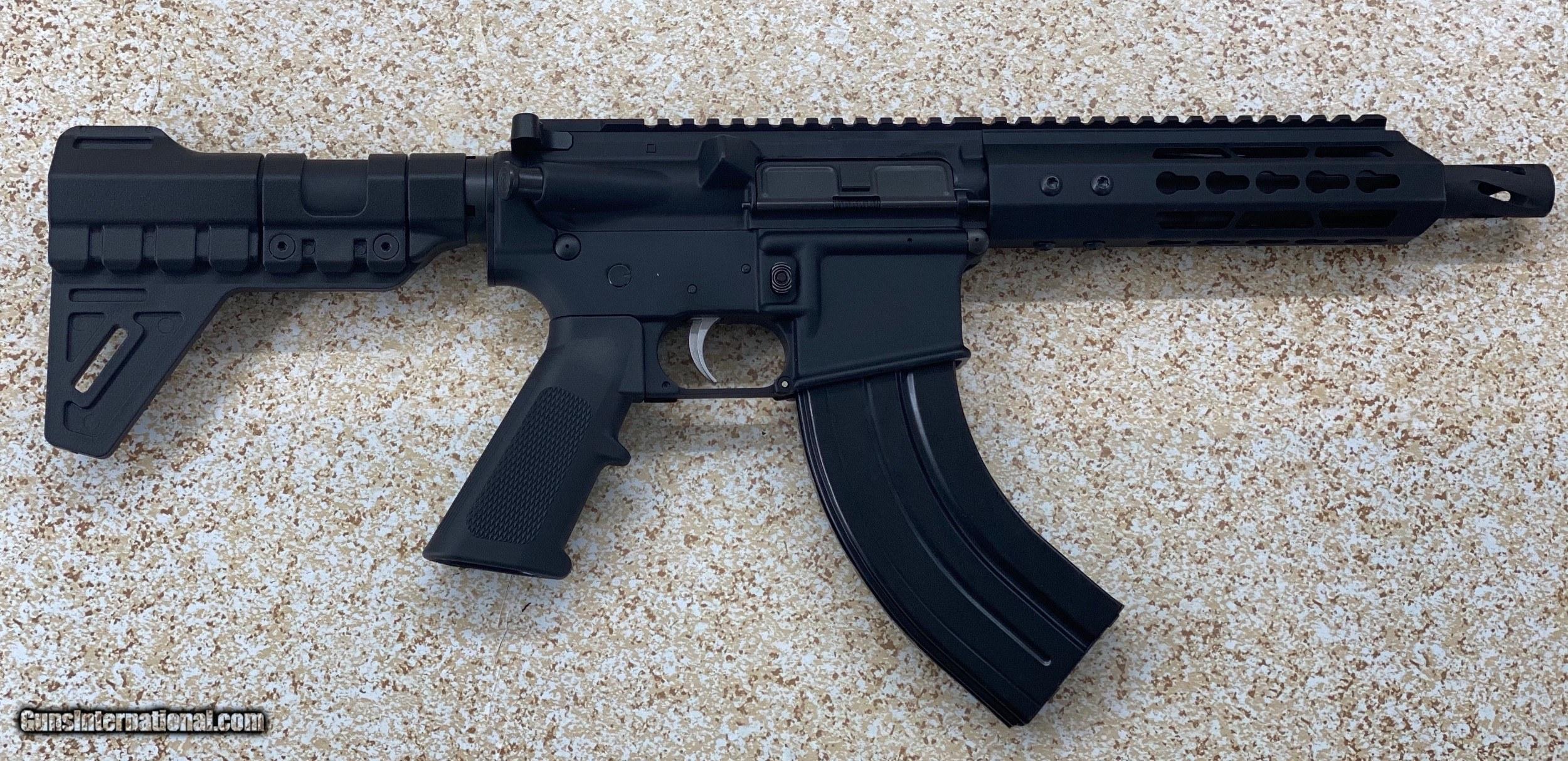 New Usaccuracy 7 62x39 Ar 15 Pistol With 7 5 Barrel