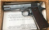 colt automatic pistol Colt;s Patent Fire Arms Manufacturing - 1 of 13