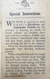 colt automatic pistol Colt;s Patent Fire Arms Manufacturing - 11 of 13