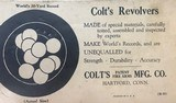 colt automatic pistol Colt;s Patent Fire Arms Manufacturing - 10 of 13