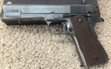 colt automatic pistol Colt;s Patent Fire Arms Manufacturing - 4 of 13