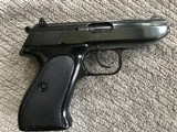 Walther PP Super 9x18 Pistol Rare (1 of 4000)