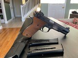 Smith and Wesson Model 52-2 .38 Special Pistol at Bargain Price