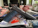 New in Box Blued Colt 1911 Series 80 Government Model 38 Super!