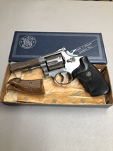 Smith & Wesson M67 SS 38SPL (Used Excellent Shape)! Comes with Original Box!!