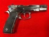 CZ 75B High Polished Stainless 9mm