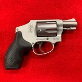 Smith and Wesson 642 Airweight 38Spl