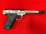 Smith and Wesson Victory 22 Performance Center Package - 2 of 5