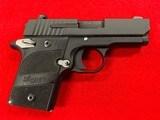 Sig Sauer P938 Nightmare 9mm - 1 of 8