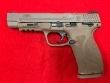 """Smith and Wesson M&P2.0 5"""" FDE - 2 of 4"""