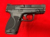 Smith and Wesson M&P2.0 Compact 9mm