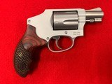 Smith & Wesson 642-2 38 Spl +P PC