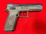 CZ P-09 OD 9mm