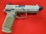FNH FNX45 Tactical FDE