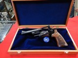 "S&W Model 29 DA 44 Magnum Revolver 6"" BBL Blue Steel"