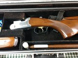 Beretta 682 With new Briley tubes and case
