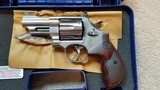 """Smith & Wesson Model 629 Deluxe 3"""" 44 magnum"""