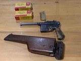 Mauser C96, .30 - 1 of 14