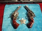 RUGER, VAQUERO MONTADO, #02021 45 LC SPECIAL TALO LIMITED EDITION, STAINLESS 3 3/4 INCH BARREL WITH ACTION JOB