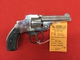Smith & Wesson .32 Safety Hammerless First model (Lemon Squeezer) - 2 of 2