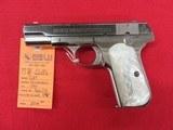 Colt Model 1908 Pocket, 380 ACP - 2 of 2